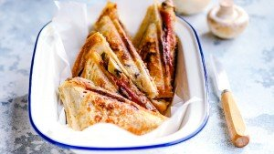 Pizza Jaffles - You Totally Got This - Quick and Easy Dinner Recipes