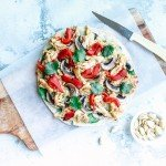 Chicken Satay Pizza - You Totally Got This - Quick & Easy Dinner Recipes
