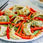 Dumpling Stir Fry - You Totally Got This - Quick & Easy Dinner Recipes