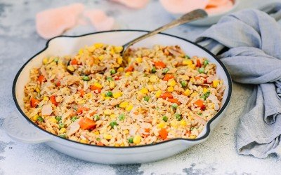 Special Fried Rice – 15 Minute Dinner Recipe