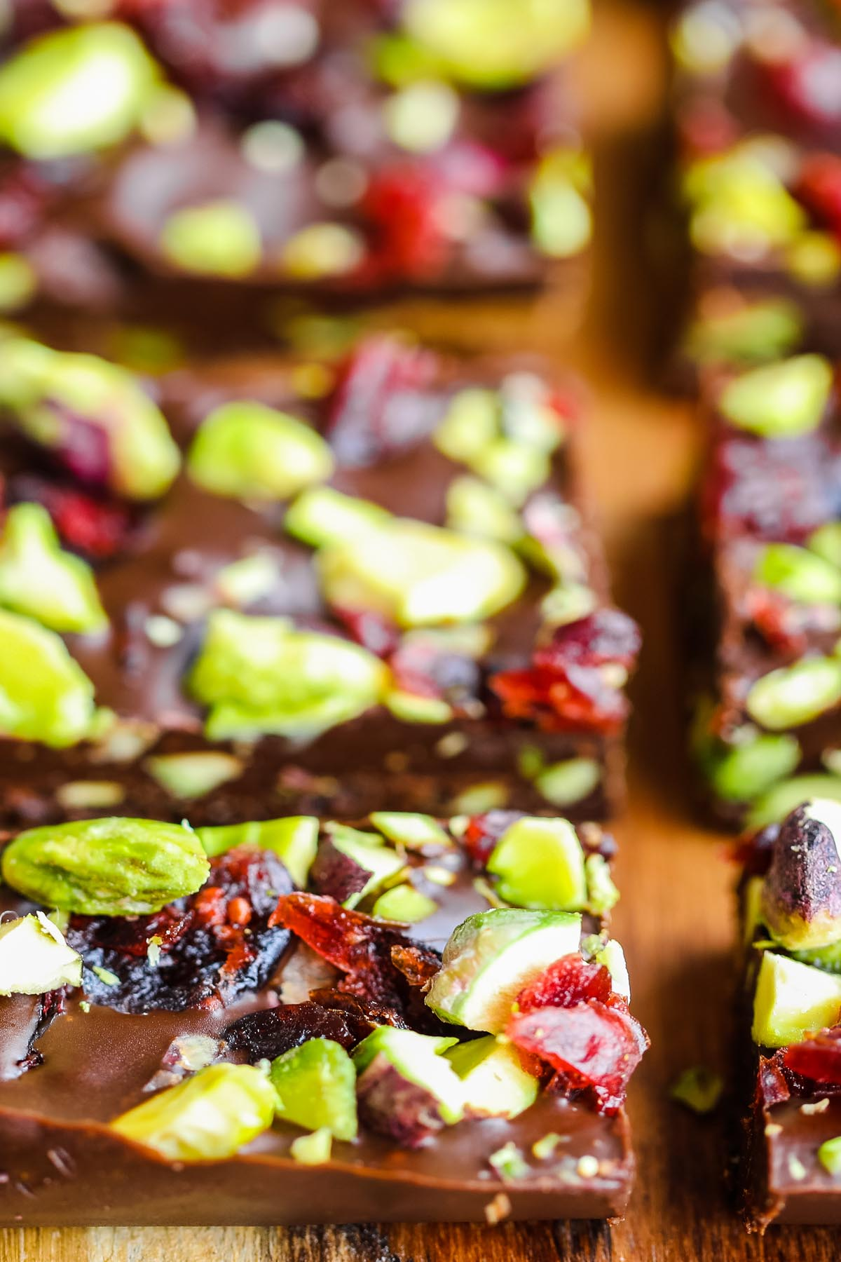 Cranberry and Pistachio Fudge - You Totally Got This - Low Sugar Recipe