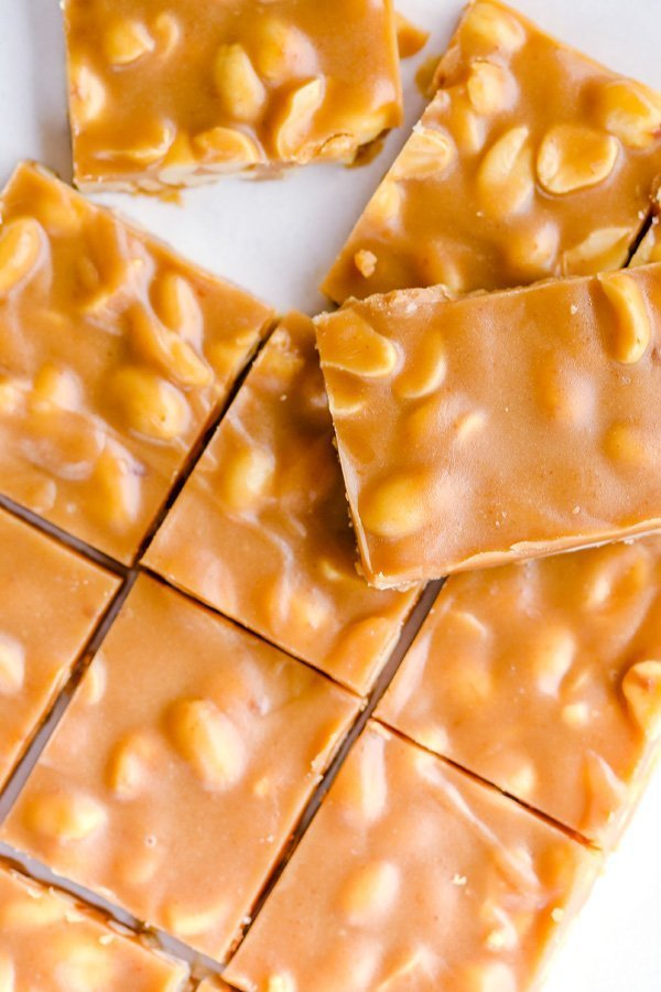 4 ingredient Peanut Butter Fudge - You Totally Got This - Sugar Free Snack Recipe